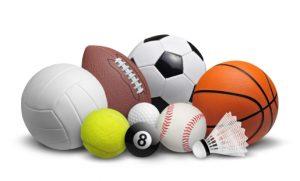 מוצרי ספורט יום הרווקים